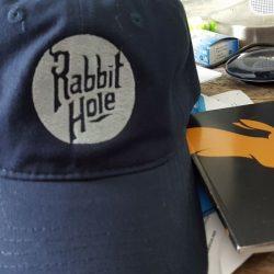 Rabbit Hole hat 800